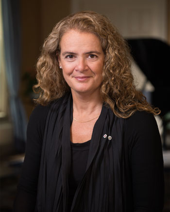 Julie Payette Governor General of Canada