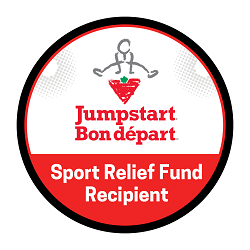 Canadian Tire Jumpstart Sport Relief Participant Badge